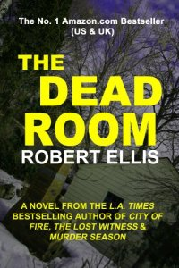 Crime thriller The Dead Room is today's highest-rated free Kindle book.
