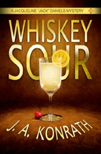 Mystery/thriller Whiskey Sour is today's highest-rated free Kindle book.