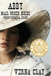 Historical romance/western novel Abby: Mail Order Bride is today's highest-rated free Kindle book.