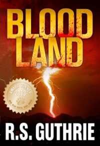 Hard-boiled murder mystery Blood Land is today's highest-rated free Kindle book.