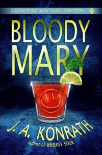 Mystery/thriller Bloody Mary is today's highest-rated free Kindle book.