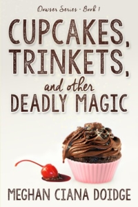 Urban fantasy novel Cupcakes, Trinkets, and Other Deadly Magic is today's highest-rated free Kindle book.
