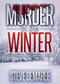 Mystery novel Murder in the Winter is today's highest-rated free Kindle book.