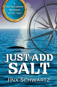 Fun mystery novel Just Add Salt is today's highest-rated free Kindle book.