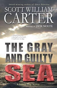 Mystery novel The Gray and Guilty Sea is today's highest-rated free Kindle book.