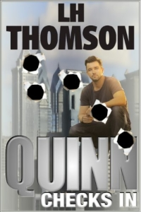 Mystery novel Quinn Checks In is today's highest-rated free Kindle book.
