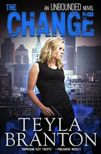 Dark paranormal fantasy novel The Change is today's highest-rated free Kindle book.