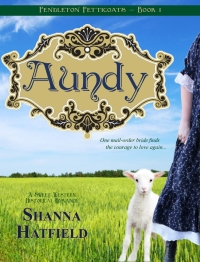 Historical western romance novel Aundy is today's highest-rated free Kindle book.