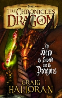 Fantasy novel Chronicles of Dragon is today's highest-rated free Kindle book.