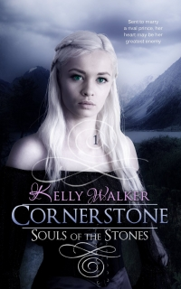 YA fantasy novel Cornerstone is today's featured free Kindle book.