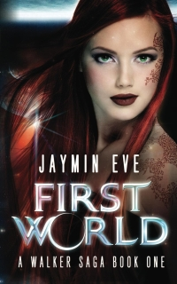 YA paranormal romance novel First World is today's highest-rated free Kindle book.