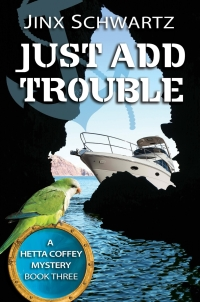 Mystery/adventure novel Just Add Trouble is today's highest-rated free Kindle book.