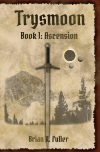 Fantasy novel Trysmoon is today's featured free Kindle book.