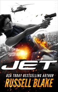 Action thriller JET by Russell Blake is today's highest-rated free Kindle book.