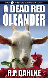 Mystery novel A Dead Red Oleander is today's highest-rated free Kindle book.