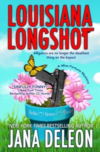 Cozy mystery Louisiana Longshot is today's highest-rated free Kindle book.