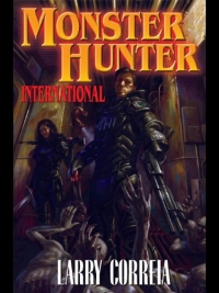 Urban fantasy novel Monster Hunter International is today's highest-rated free Kindle book.