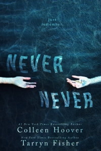 Book Never Never is today's highest-rated free Kindle book.