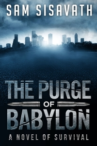 Post-apocalyptic novel The Purge of Babylon is today's highest-rated free Kindle book.