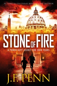 Action/adventrue thriller Stone of Fire is today's featured free Kindle book.
