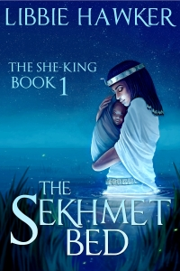 Historical Egyptian fiction novel The Sekhment Bed is today's featured free Kindle book.
