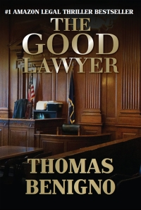 Legal thriller The Good Lawyer is today's highest-rated free Kindle book.