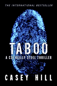 Thriller Taboo is today's highest-rated free Kindle book.