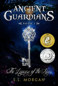 Fantasy novel Ancient Guardians is today's featured free Kindle book.