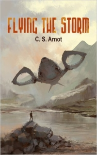 Science fiction novel Flying the Storm is today's highest-rated free Kindle book.