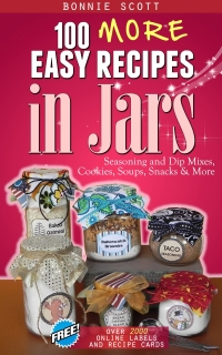 100 More Recipes in Jars is today's featured free nonfiction Kindle book.