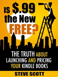 Is $0.99 the New Free? The Truth About Launching And Pricing Your Kindle Books is today's highest-rated free nonfiction book.