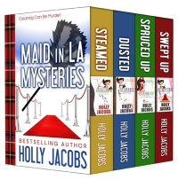 The Maid in LA Mysteries boxed set is today's featured Countdown Deal.