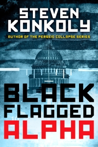 Spy thriller Black Flagged Alpha is today's highest-rated free Kindle book.