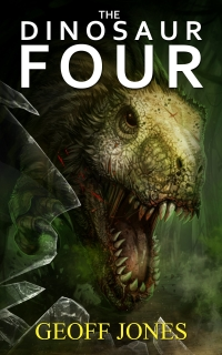 Time travel/dinosaur novel The Dinosaur Four is today's highest-rated free Kindle book.