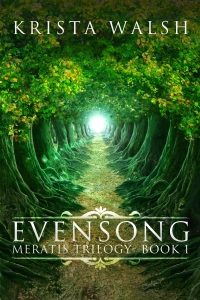 Fantasy novel Evensong is today's featured free Kindle book.