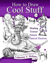 How to Draw Cool Stuff: Shading, Textures and Optical Illusions is today's featured free nonfiction Kindle book.