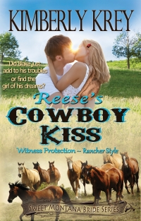 Contemporary romance/western novel Reese's Cowboy Kiss is today's highest-rated free Kindle book.