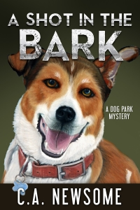Dog mystery novel A Shot in the Bark is today's highest-rated free Kindle book.