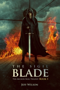 Fantasy novel The Sigil Blade is today's featured Kindle Countdown Deal.