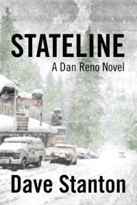 Hard-boiled mystery Stateline is today's highest-rated free Kindle book.