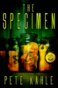 Sci-fi/horror novel The Specimen is today's featured Countdown Deal.