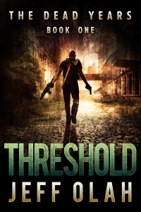 Post-apocalyptic novel Threshold is today's featured Kindle Countdown Deal.