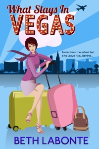 Contemporary romnace novel What Stays in Vegas is today's featured free Kindle book.