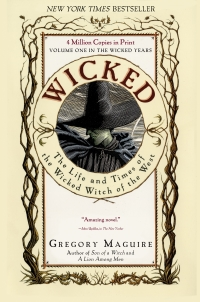 Wicked: Life and Times of the Wicked Witch of the West is today's featured free fiction Kindle book.