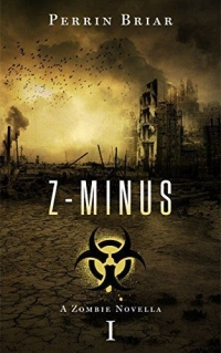 Zombie apocalypse novel Z-Minus is today's highest-rated free Kindle book.