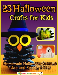 23 Halloween Crafts for Kids is today's highest-rated free nonfiction book.