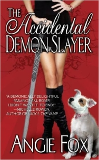 The Accidental Demon Slayer by Angie Fox is today's highest-rated free Kindle book.
