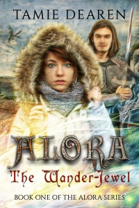 YA fantasy novel Alora: The Wander-Jewel is today's featured free fiction Kindle book.