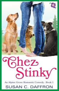 Chez Stinky is today's featured free fiction Kindle book.