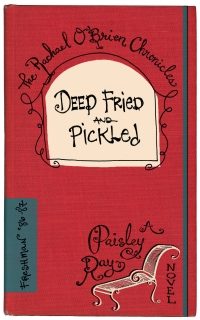 Humorous mystery Deep Fried and Pickled is today's featured Kindle Countdown Deal.